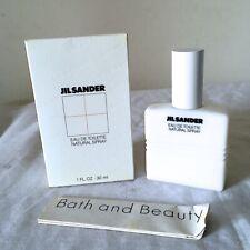 Jil Sander Bath And Beauty edt 30 ml vintage