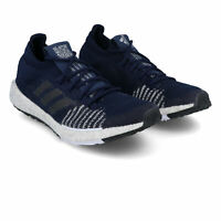 adidas Mens PulseBOOST HD Running Shoes Trainers Sneakers - Navy Blue Sports