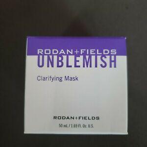 Rodan and Fields unblemish clarifying mask