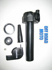 Domino Trials Bike Slow Action Throttle. **DIRECT FIT** FULL KIT