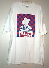 Dean Simmons Tribute to Garth Brooks White T-Shirt Hanes Beefy-T Xl