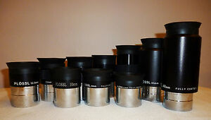 """One High Quality 1.25"""" PLOSSL Lens for TELESCOPE,Choose one from PL4, 20 or 25mm"""
