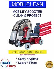 Mobility Scooter Vehicle Cleaner & Protector 1L