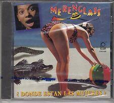 Grupo Merenglass Donde Estan Las Mujeres CD New Sealed