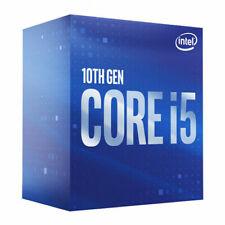 Intel Core i5-10400 Processore (4,3 GHz, 6 Cuori, Socket LGA1200, Box) - BX8070110400