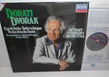 SXDL 7522 Dvorak Czech Suite Prague Waltzes Detroit Symphony Orch Antal Dorati