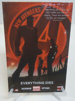 New Avengers Volume 1: Everything Dies 1 2 3 Marvel Comics HC Hard Cover Sealed
