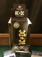 2018 AC/DC 45 Years Of Thunder 50 Cent Coin