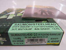 Cortland 444 Salmon/Steelhead Floating RUNNING LINE 7.0 IPS 425 grain 35 yds