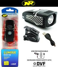 Niterider Lumina Micro 650 Lumens CREE LED Bike Head Light USB Bright Safety DVF