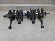 Honda 750 CB HONDAMATIC CB750-A Engine Crankshaft & Rods 1977 VTG #HB47