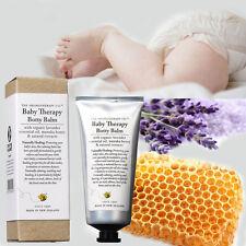 The Aromatherapy Co Baby Botty Balm Nappy Cream 75ml Lavender Oil Manuka Honey