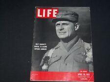 1951 APRIL 30 LIFE MAGAZINE - GENERAL MATTHEY RIDGEWAY - L 748
