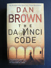 The Da Vinci Code by Dan Brown (Paperback, 2003)