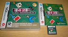 42 Spieleklassiker - ( 1 Spiel)  Nintendo DS Spiel