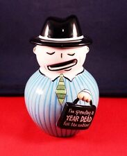 "Awesome Fun 5.5"" Novelty Piggy Bank ""Spending a Year Dead for Tax Reasons"""