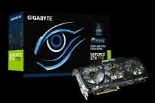 GeFORCE GTX 770 NVIDIA Windforce Gigabyte 2GB GDDR5 OC - Great condition!