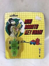 Vintage MOC MINI ROBOTS KEY CHAIN GOBOTS SPOONS MR-34 G1 Transformers 3RD PARTY