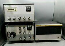 Galaxy V MK2 Ham Radio  transceiver + power supply + deluxe accessory console