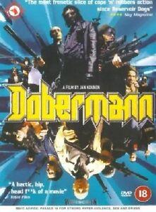Dobermann DVD Vincent Cassel Doberman Original UK Movie Release BrandNew Film R2
