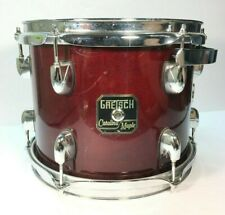 "Gretsch Catalina Maple Series 10"" tom drum w/ floating mount - d201"