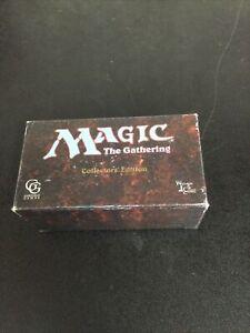 EMPTY Collectors' Edition Box MTG, Magic the Gathering Good Condition Rare 1993