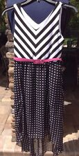 Girl's RARE EDITIONS  Dress - Size 10 - High Low Maxi SPRING SUMMER