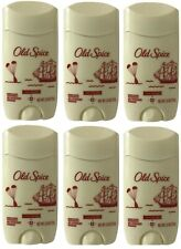 Old Spice Clean & Crisp Scent Antiperspirant Deodorant 2.6 oz Lot of 6 Exp 2021