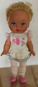 Mattel Lil Miss Makeup Puppe 1988 Vintage