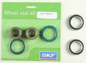 SKF Front Wheel Bearing & Seal Kit 22mm Axle KTM 2015-2021 SX XCF FC 250 350 450