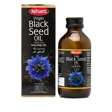 Black Seed Oil Organic MAX STRENGTH 100% VIRGIN COLD PRESSED Nigella Sativa100ML