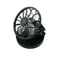 New energy saving Clip-on Solar Cell Fan Sun Power energy Panel Cooling SM