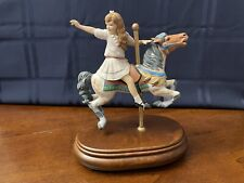 "Willitts Galleries Carousel Music Box 7728 - ""Carousel Waltz�"
