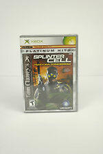 Brand New Tom Clancy's Splinter Cell: Pandora Tomorrow (Microsoft Xbox, 2004)