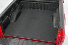 Rough Country Rubber Bed Mat (fits) 07-18 Chevy Silverado GMC Sierra |6.5 FT Bed