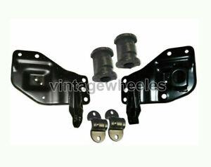 Fit For Suzuki ALTO Front Anti Roll Bar Mounting Bracket Kit