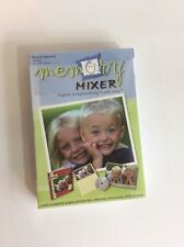 Memory Mixer, Digital Scrapbooking Made Easy
