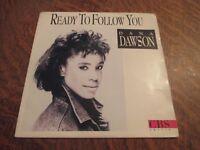 45 tours DANA DAWSON ready to follow you