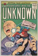 Adventures into the Unknown #160 October 1965 VG