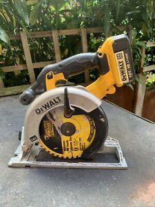 dewalt circular saw 18v With Battery