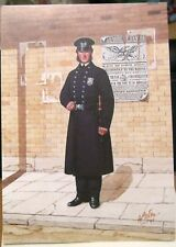 Postcard New York City Police Department 1863 - unposted