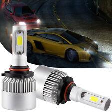 2X 9006 HB4 488W 63360LM LED Headlight Kit Light Bulb 6000K White High Beam Lamp