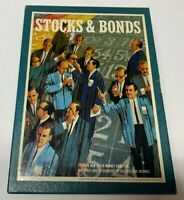 3M Company Game Stocks and Bonds Vintage 1964 Bookshelf Board Game