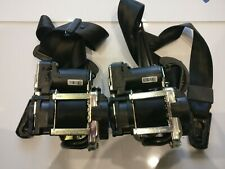 AUDI A4 B9 8W 2015-2019 FRONT SEAT BELTS (PAIR) LEFT+RIGHT WITH PRETENSIONER