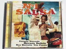 SALSA N°1 . Tito Puente, Celia Cruz, Compay Segundo, Havana Delirio, baretto. CD