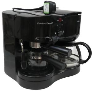 Carlton SE100 Filter Cappuccino Coffee machine maker kitchen electric