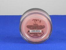 bareMinerals LUXURY Muted Pink Brown Loose Powder Blush Full Size .85g/.03oz