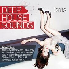 DEEP HOUSE SOUNDS = Curly/Tuccillo/Dillon/Sebo/Piemont...= 2CD = groovesDELUXE!