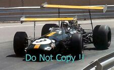 Jack Brabham Brabham BT26A espagnol GRAND PRIX 1969 Photo