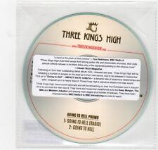 (HV207) Three Kings High, Going To Hell - 2016 DJ CD